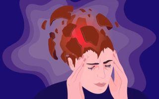 После коронавируса болит голова