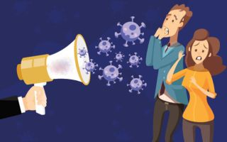 Верить нельзя: топ-5 самых распространённых мифов о коронавирусе