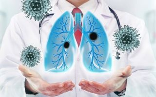 Симптомы пневмонии при коронавирусе без высокой температуры