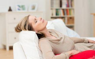 Толщина эндометрия матки во время менопаузы: симптомы гиперплазии