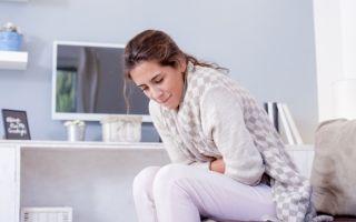 Болит внизу живота при молочнице