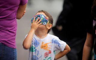 Коронавирус: первые признаки у детей