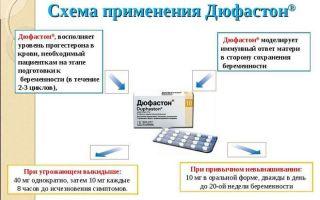 Иструкция по применению Дюфастона при гиперплазии эндометрия